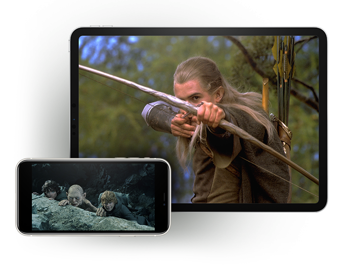 HBO GO on Mobile
